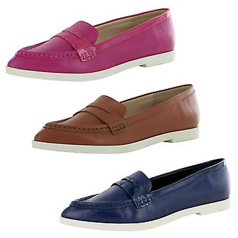 Isaac Mizrahi Live Us Womens Madelyn Penny Loafer Schoenen