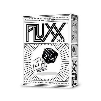 Fluxx Dice Expansion Card Game