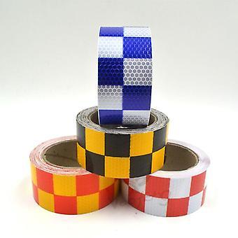 Zelfklevende waarschuwingssticker/tape