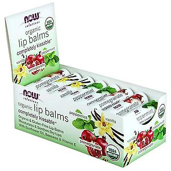 Now Foods Assorted Lippenbalsam, 24 Count (Fall von 1)