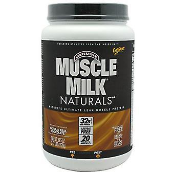 Cytosport Muscle Milk, Natural Chocolate, 2.48 Lb
