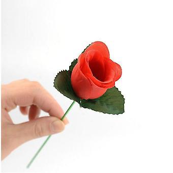 Soihtu ruusu mystinen tuli magic temppuja