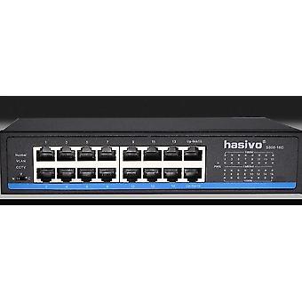 16-port/ Rj45- Gigabit Lan, Ethernet Switch