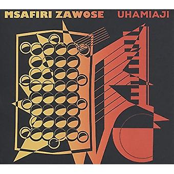 Msafiri Zawose - Uhamiaji [CD] USA import