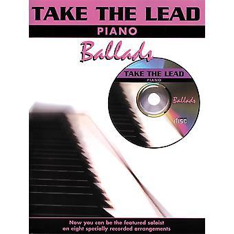 Take the Lead. Ballads (piano/CD)