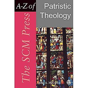 SCM Press A-Z of Patristic Theology (SCM Press A-Z)