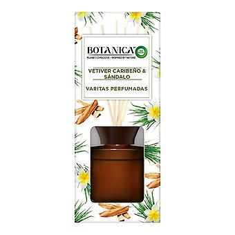 Perfume Sticks Botanica Air Wick Caribbean Vetiver Sándalo (80 ml)