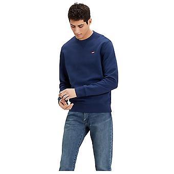 Levi's Sweatshirt ny original Blue