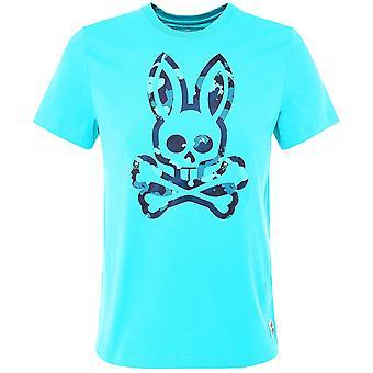 Psycho Bunny Crew Neck Howgate T-Shirt