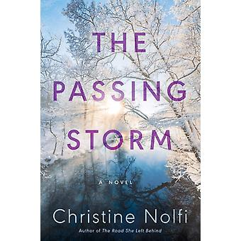 The Passing Storm by Christine Nolfi