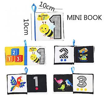 Toddler Reading Puzzle Book Toys Infant Quiet For Kids