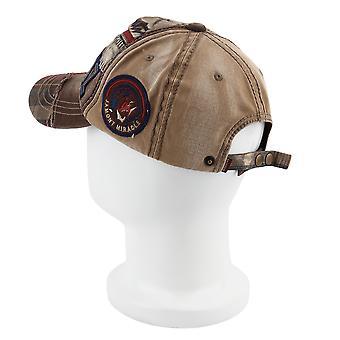 Fashion Mens Vinatge Style Outdoor Duck Tongue Hat Baseball Cap Jamont 8799