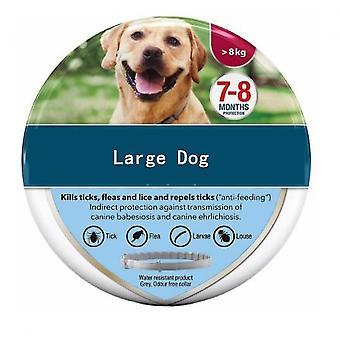 European Version Fleas And Tick Prevention Adjustable Collar For Big Dog