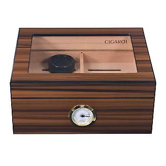 Cubaanse Humidor houten grote capaciteit draagbare humidor humidor sigaar doos vochtigheid vochtigheid sigarendoos