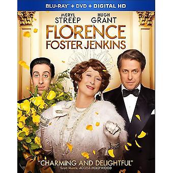Florence Foster Jenkins [Blu-ray] USA importazione