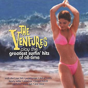 Ventures - Ventures Play the Greatest Sur [CD] USA import
