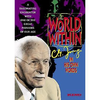 Jungs C G-världen inom [DVD] USA import