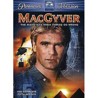 Macgyver - Macgyver: Season 5 [DVD] USA import