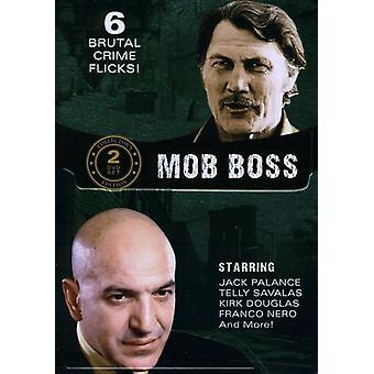 Mob Boss [DVD] USA import