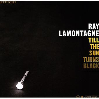 Ray Lamontagne - Till the Sun Turns Black [Vinyl] USA import