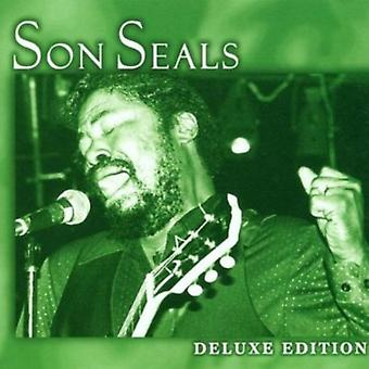 Son Seals - Deluxe Edition [CD] USA import