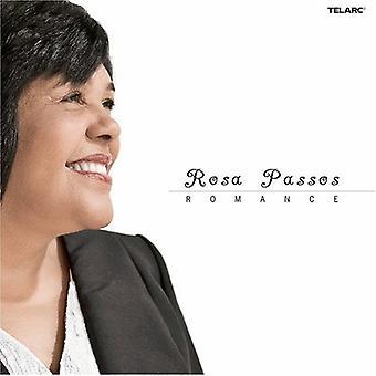 Rosa Passos - Romance (Brazilian) [CD] USA import