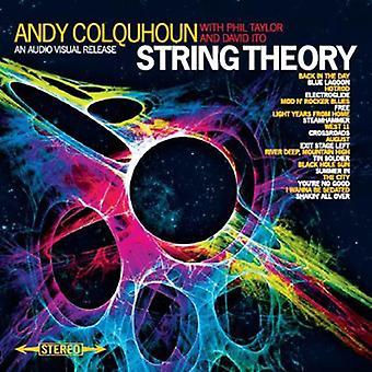 Andy Colquhoun - String Theory [CD] USA import