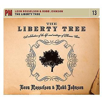 Leon Rosselson & Robb Johnson - Liberty Tree: A Celebration of the Life & Writin [CD] USA import