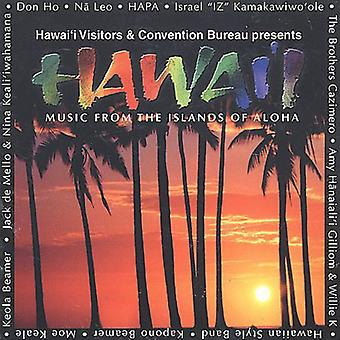 Hawaii Music From the Islands of Aloha - Hawaii Music From the Islands of Aloha [CD] USA import