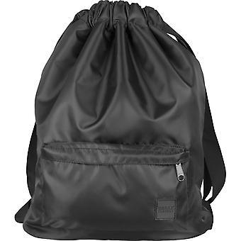 Urban classics - Pocket gym väska svart