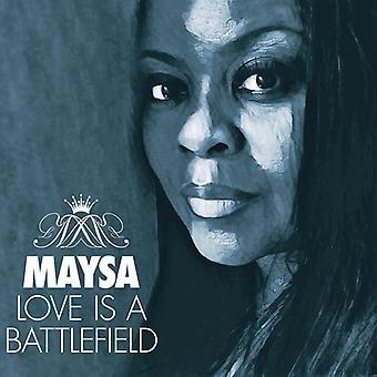 Maysa - amor es una importación de los E.e.u.u. del campo de batalla [CD]