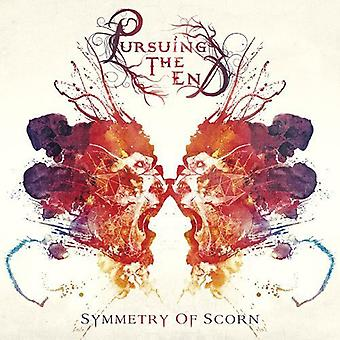 Pursuing the End - Symmetry of Scorn [CD] USA import