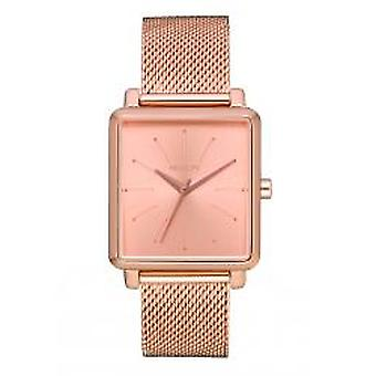 Nixon The K Squared Milanese All Rose Gold (A1206-897)