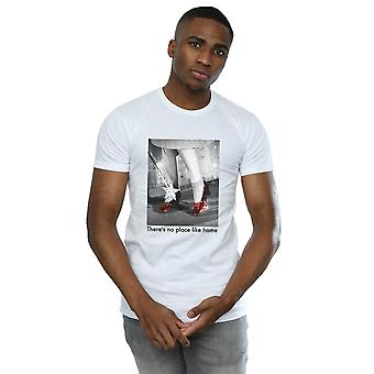 The Wizard Of Oz Men's Ruby Slippers Photo T-Shirt