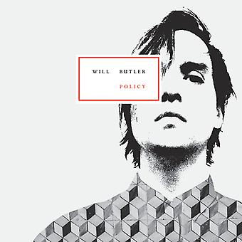 Will Butler - Policy [Vinyl] USA import