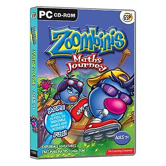 Zoombinis Maths Journey - New