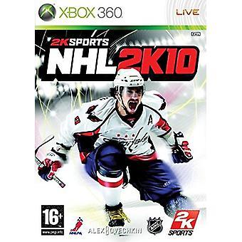 NHL 2K10 (Xbox 360) - Nouveau