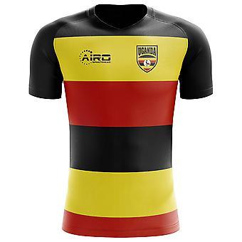 2018-2019 Uganda Home Concept voetbalshirt