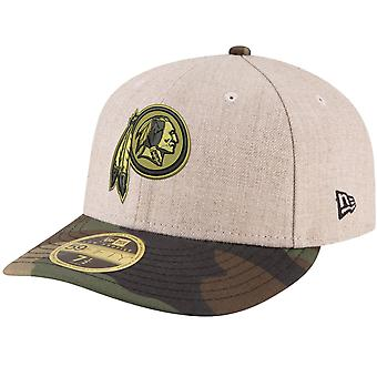 New Era 59Fifty LP Fitted Cap - NFL Washington Redskins