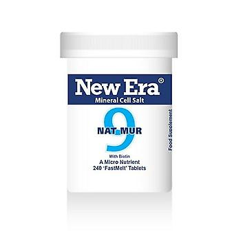 New Era, No. 9 Nat. Mur., 240 tablets