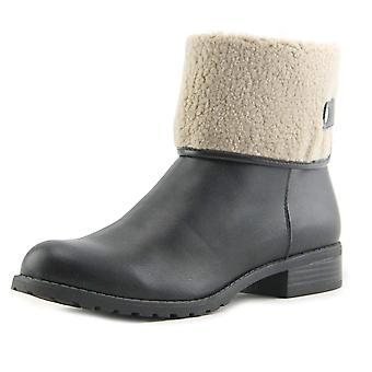 Estilo & co Womens Beana2 amêndoa Toe Ankle Boots de moda