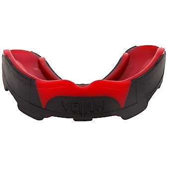 Venum Predator bocca guardia nero/rosso