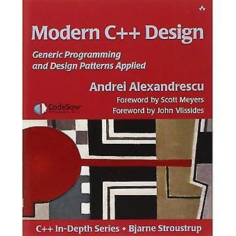 Diseño moderno de C++: Genérico aplicado y patrones de diseño (C++ en profundidad)