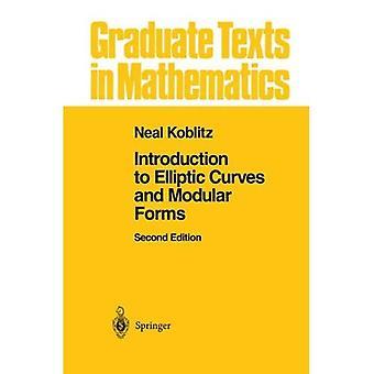 Introduksjon til elliptiske kurver og modulære former (Graduate tekster i matematikk)
