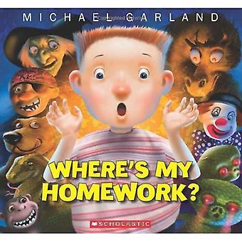 Waar is mijn huiswerk?