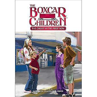 Ånd i den første raden (Boxcar barn)