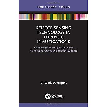Remote Sensing Technology in enquêtes médico-légales