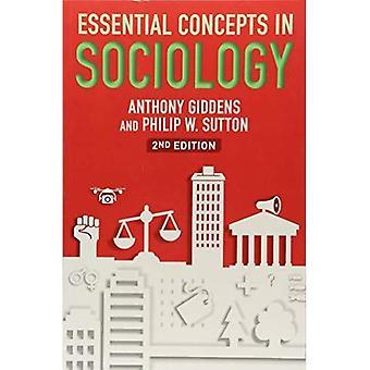 Concetti essenziali in sociologia, 2a edizione