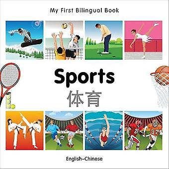 Mijn eerste tweetalige boek - sport: Engels-Chinees