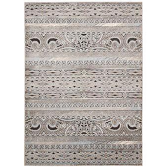 Karma Nourison KRM03 Stone  Rectangle Rugs Plain/Nearly Plain Rugs